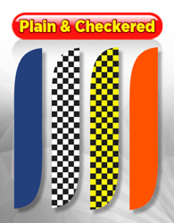 feather-flag-plain-checkered-45827.png